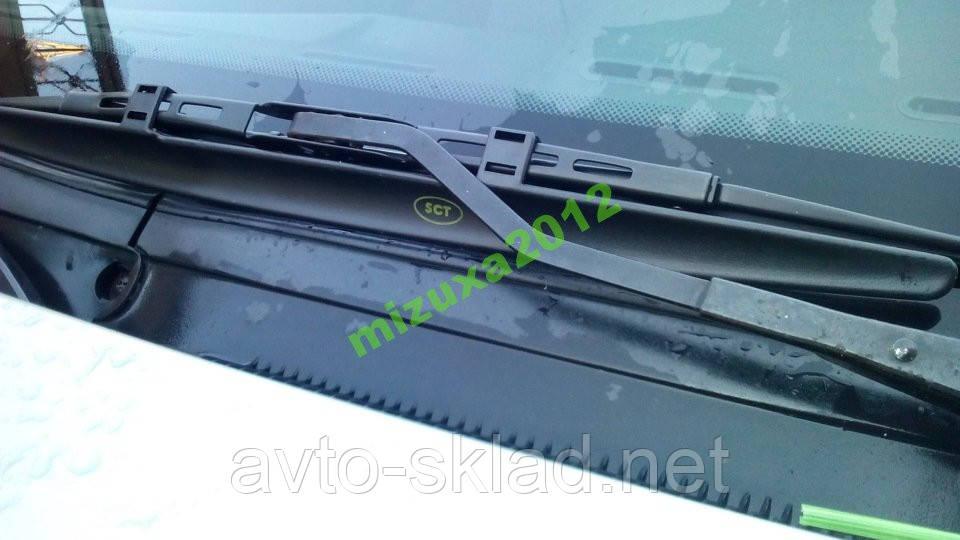 Щетка дворника стеклооч  SCT 530 мм + спойлер
