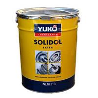 Смазка общего назначения YUKO Солидол жировой 17 кг