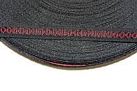 ТЖ 10мм (50м) черный+красный , фото 1