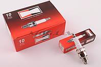 """Свеча   E6TC   """"CHAMP""""   M14*1,25 12,7mm   (2T скутеры 50-125сс)"""