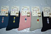 Носки женские фирменные Aura.Via Cotton IOL