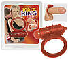 Насадка Vibro Ring Red Silikon