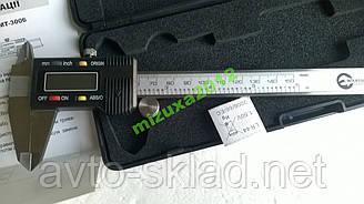 Штангенциркуль электронный Intertool MT-3006