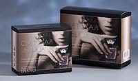 Изготовление цветных упаковок из картона для парфюмов, духов