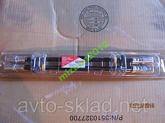 Шланги гальмівні 2108-2115 передні ДААЗ Оригінал