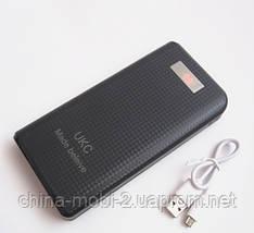 Универсальная батарея UKC power bank 30800 mAh LCD, фото 3