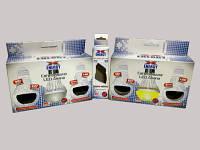 Производство цветных упаковок под лампочки из картона