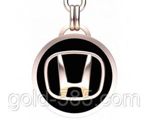 """""""Хонда"""" - золотой ювелирный брелок 585* пробы"""