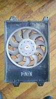 Б/у вентилятор осн радиатора 168000-3340 Mitsubishi Pajero Pinin