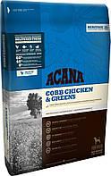 Корм для собак с курицей и зеленью Acana Cobb Chicken & Greens
