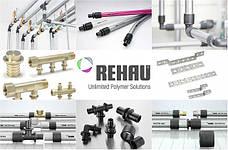 Трубы и фасонные детали для систем отопления и водоснабжения