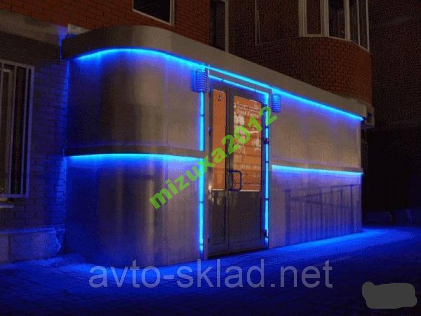 Світлодіодна стрічка (колір синій) 5 метрів SMD 5050