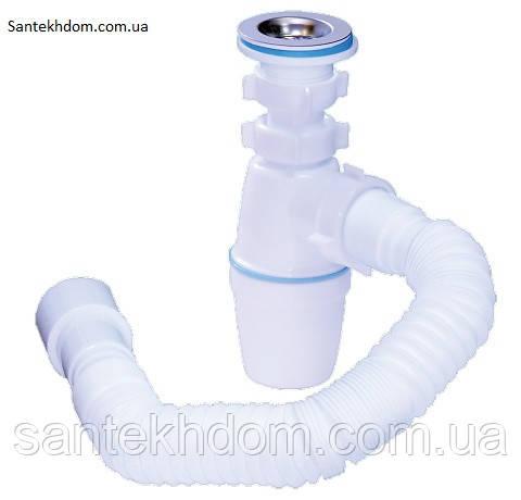 Сифон для умывальника и мойки Waterstal