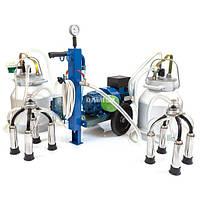 Доильный аппарат АИД-2 масляного типа на две коровы