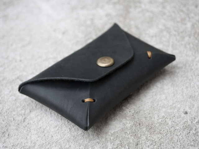 "Карт холдер ""Envelope black2"", чёрный"