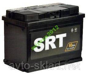 Аккумулятор 60 Аз 6СТ SRT