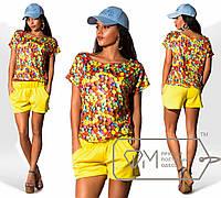 """Стильный молодежный костюм """" M&M's """" Dress Code"""