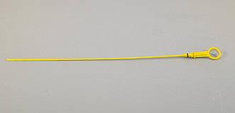 Щуп индикатор уровня масла в двигателе 485mm на Renault Kangoo 1.5dCi 2001->2008 Renault (Оригинал) 8200463669
