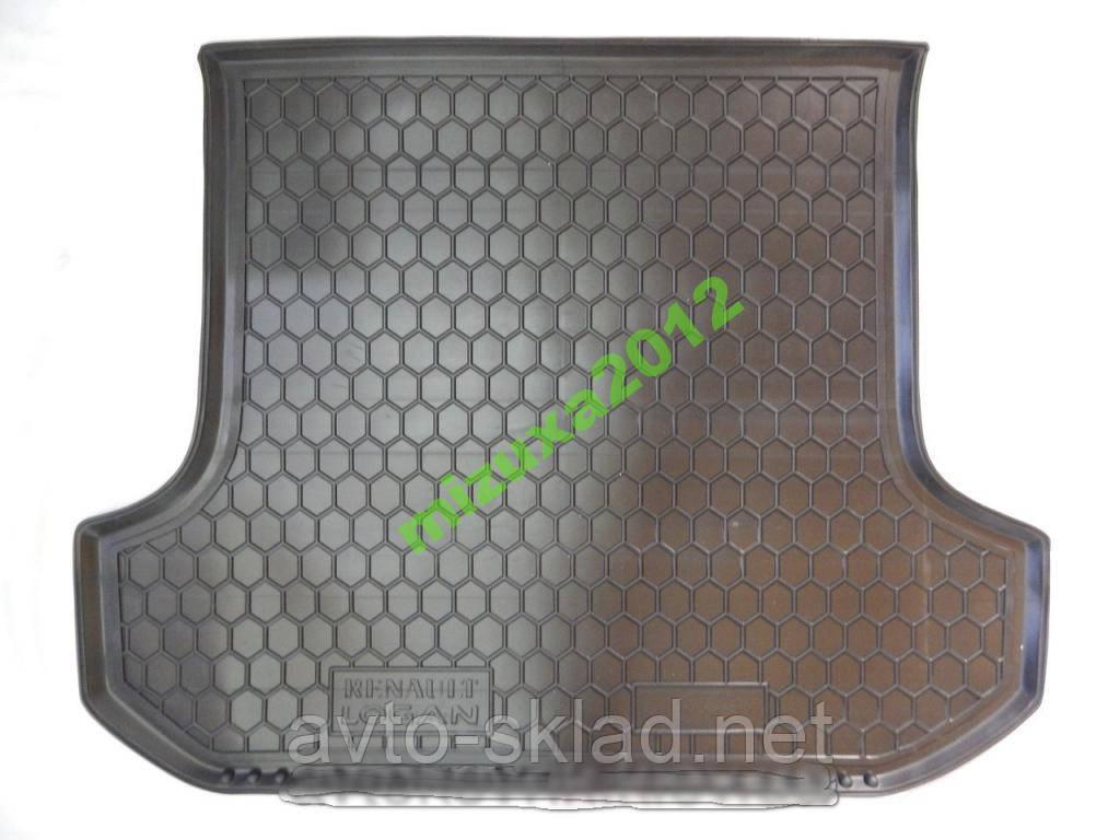 Килимок багажника Дачія Логан, Опель Вектра А Opel