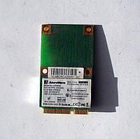 204 Wi-Fi AzureWave AR5B95 802.11 b/g mini PCI-Express 54 Mbps модуль для ноутбука
