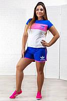 """Женский спортивный костюм для пышных дам """" Adidas """" Dress Code, фото 1"""