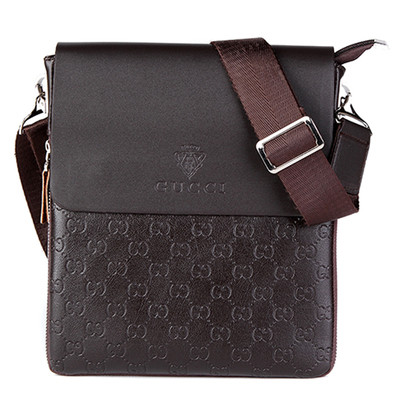7e1c4e4b6670 Мужская сумка Gucci, коричневая Гуччи, цена 530 грн., купить в Киеве ...