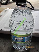 Вода дистиллированная Запорожавтобытхим 5 литров