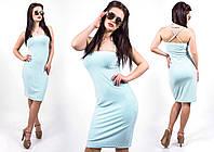 """Стильное молодежное платье мини """" Мелкая полоска """" Dress Code , фото 1"""