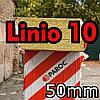 Paroc Linio 10 (50 мм) базальтовая фасадная вата (4,32м2/уп)