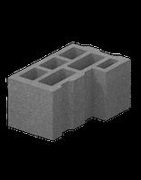 Блок стіновий кутовий 400х200х200