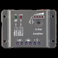 Фотоелектричний контролер заряду LandStar LS0512 (5А, 12V, PWM, індикатор рівня батареї)
