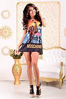 """Стильное молодежное платье мини """" №018 """" Dress Code , фото 1"""