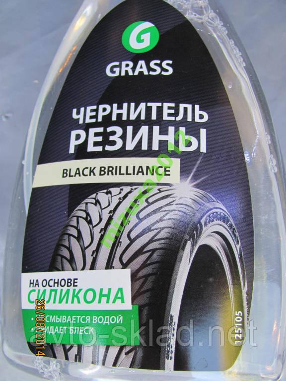 """Чернитель резины, полироль для шин Grass - Интернет-магазин """"ДЕТАЛЬ-Авто"""" в Бердянске"""