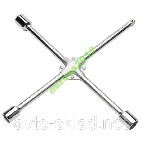 Ключ баллонный крестовой колесный 17х19х21мм1/2мм
