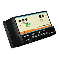 Фотоелектричний контролер заряду EPIPC-COM10 (10А, 12/24Vauto, віддалений LCD диспл.)