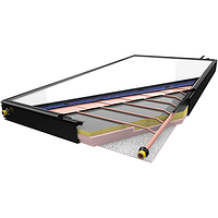 Гібридний сонячний колектор POWERTHERM M180/750
