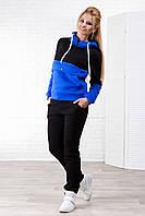 """Стильный утеплённый спортивный костюм """" Кенгуру """" Dress Code, фото 1"""