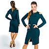 Платье женское открытые плечи, фото 5
