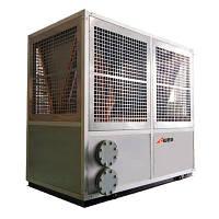 Тепловий насос ACWELL FSLRDM-08 (повітря(до -20С) - вода) 9 кВт