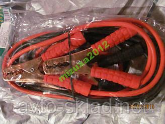 Прикуриватель аккумулятора PULSO 200 А 2,5 м чехол