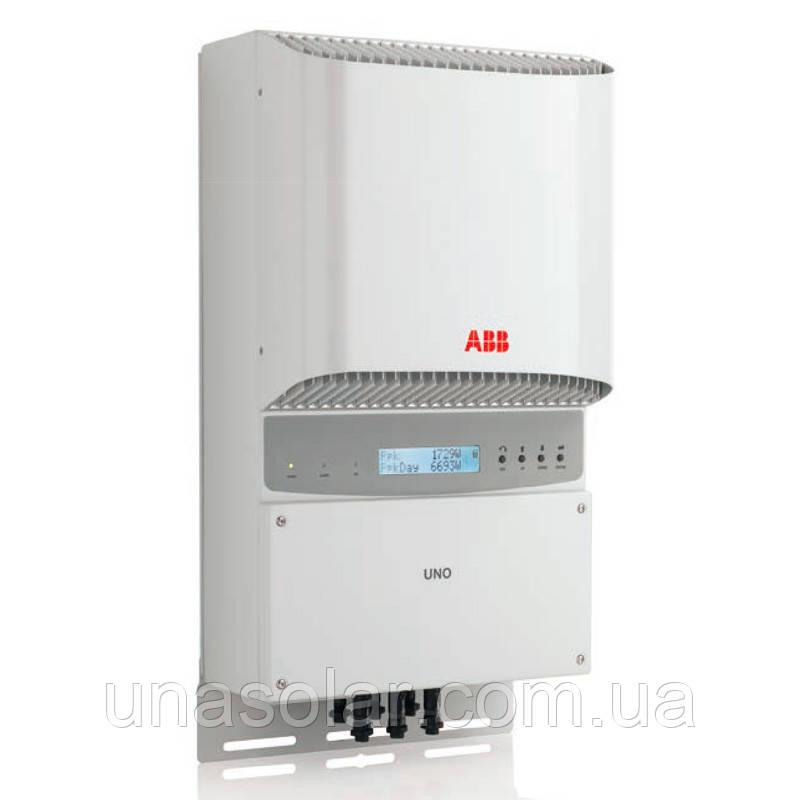 Мережевий інвертор ABB PVI-4.2-TL-OUTD-S