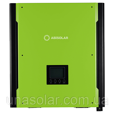 Інвертор On-Grid гібридний ABi-Solar HT 10K3P