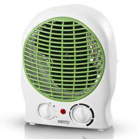 Тепловентилятор Camry CR 7706 green, фото 1