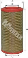Фильтр воздушный DAF 65, 75, 85   -93 (пр-во M-Filter)