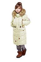Зимняя куртка для девочек Микаэлла Nui very размер 28,30