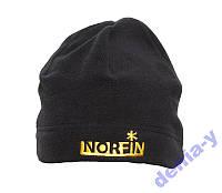 302783 Шапка флисовая  NORFIN (чёрная и серая)