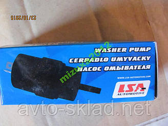 Насос омывателя 2108-2109, 2110 бачка омывателяLSA