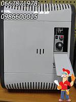 Конвектор газовый чугунный Demrad 50 F с закрытой камерой сгорания и вентилятором