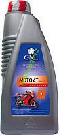 Масло GNL Мото 4Т полусинтетика 1л