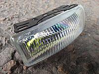 Противотуманные фары №0201 (кристалл) с ребристым стеклом., фото 1